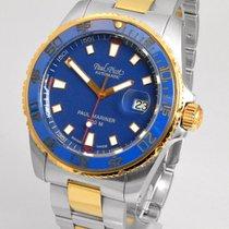 Paul Picot Paul Mariner III 42mm Azul