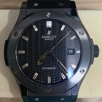 Hublot Ceramic 42mm Automatic 542.CM.1770.RX pre-owned Singapore, Singapore