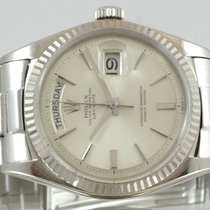 Rolex Day-Date occasion or blanc