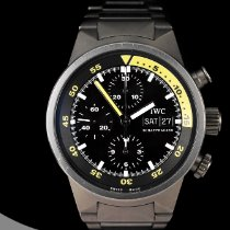 IWC IW371903 Titanio 2006 Aquatimer Chronograph 42mm usados