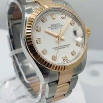 Rolex Lady-Datejust Staal 31mm Parelmoer Nederland, Amsterdam
