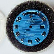 Rolex Day Date dial Zifferblatt WAVE DARK BLUE 18239 118239...