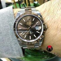 Rolex Datejust II 126331 18k Everose Gold 41mm Chocolate Unworn