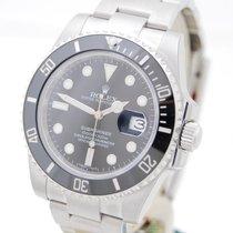 Rolex Submariner Date Stahl Box & Papiere 2017