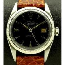 "Rolex | Datejust ""Ovettone"", ref 6305, stainless..."