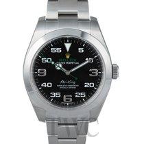 ロレックス (Rolex) Air King Black/Steel 40 mm - 116900