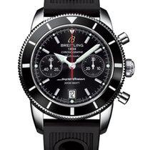 브라이틀링 (Breitling) Superocean Héritage Chronograph