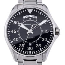 Hamilton Khaki Aviation 42mm Pilot Day Date