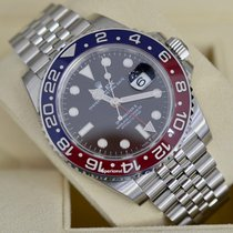 Rolex GMT-Master II Pepsi Stickers [NEW]