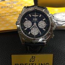 Breitling Crosswind Special Stahl 44mm Keine Ziffern