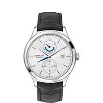 Montblanc Heritage Chronométrie Stål 41mm Sølv