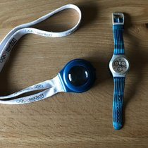 Swatch Parts/Accessories SWATCH1 pre-owned Rubber Blue