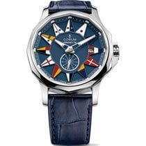 Corum Admiral's Cup Legend 42 Stal 42mm