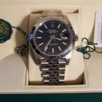 Rolex Datejust Steel 41mm No numerals Canada, Scarborough