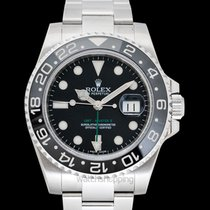 Rolex GMT-Master II Black/Steel Ø40mm - 116710LN