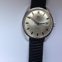 Tissot Manual winding 1960 pre-owned Silver