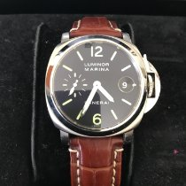 Panerai Luminor Marina Automatic pre-owned 40mm Steel