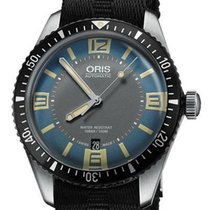 Oris Divers Sixty Five 01 733 7707 4065-07 5 20 26FC new