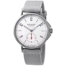 NOMOS new Automatic Display Back Small Seconds Steel Sapphire Glass