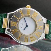 Cartier 21 Must de Cartier B 10046 pre-owned