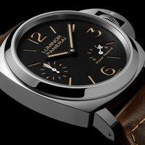 Panerai Luminor neu 2019 Handaufzug Uhr mit Original-Box und Original-Papieren PAM 00795
