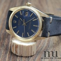 Rolex Oyster Perpetual Date 1503 1977 occasion