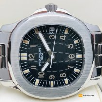 Patek Philippe 5066A-001 Steel 2004 Aquanaut 36mm pre-owned