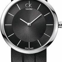 ck Calvin Klein Ατσάλι 32mm Χαλαζίας K2R2L1C1 καινούριο