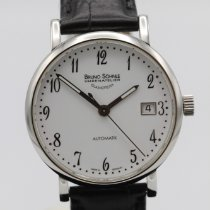 Bruno Söhnle Steel 36mm Automatic 17-12113-241 new