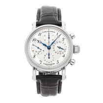 Chronoswiss Steel 38mm Automatic CH 7523 pre-owned
