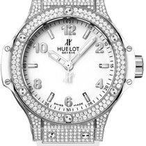 Hublot Big Bang 38 mm Steel 38mm White Arabic numerals United States of America, Florida, Miami