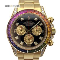 Rolex Daytona 116598RBOW pre-owned
