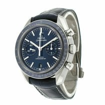 Omega Speedmaster Professional Moonwatch Titanium 44.2mm Blue United States of America, Florida, Sarasota