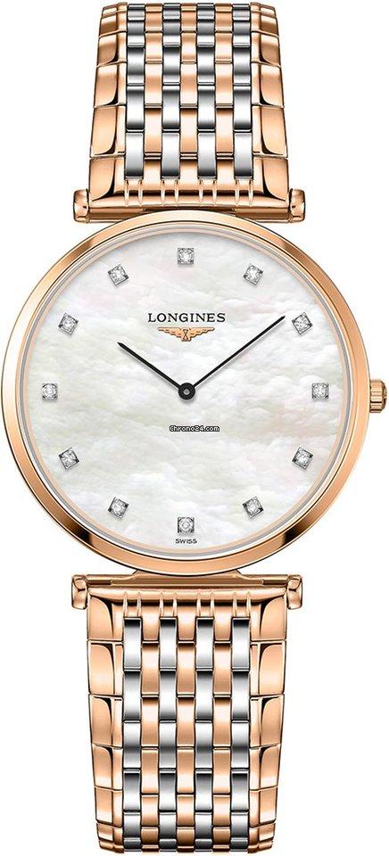 Longines La Grande Classique L4.709.1.88.7 L47091887 2021 new