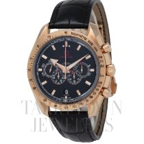 Omega Speedmaster Broad Arrow Oro rosa 41mm Negro