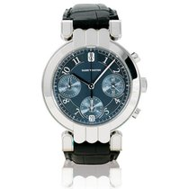 Harry Winston Premier White gold 37mm Blue Arabic numerals United States of America, New York, New York