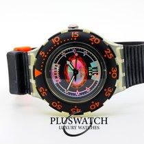 Swatch Plástico 38mm Quartzo SDK110 novo
