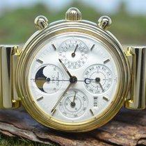 IWC Da Vinci Perpetual Calendar 39mm Alb