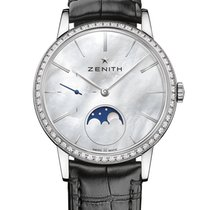 Zenith Women's watch Elite 36mm Automatic new Watch with original box and original papers 2019