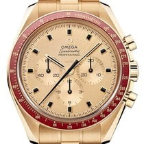Omega Yellow gold Manual winding 42mm new Speedmaster