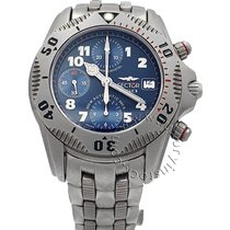 Sector Tantalum Automatic Blue 41mm new 950