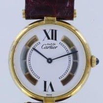Cartier Tank Vermeil 590003 2007 pre-owned