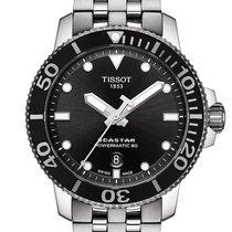 Tissot Seastar 1000 Zeljezo 43mm Crn