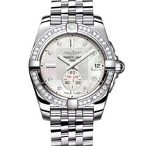 Breitling Galactic 36 Steel 36mm United States of America, Iowa, Des Moines
