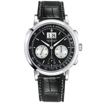 A. Lange & Söhne Datograph Platinum 41mm Black United States of America, Florida, Sunny Isles Beach