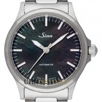 Sinn 556 Acero 38.5mm Madreperla