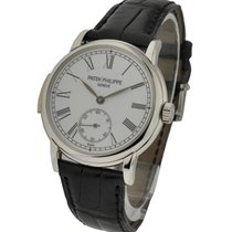 Patek Philippe 5078P Minute Repeater 5078 in Platinum White...