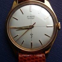H.Moser & Cie. Oro rosa 36 alla coronamm Manuale movimento 511204 - Cassa 1750096 nuovo Italia, napoli