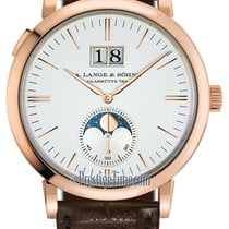 A. Lange & Söhne 384.032 Rose gold 2021 Saxonia 40mm new United States of America, New York, Airmont
