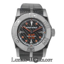 Roger Dubuis Easy Diver Just For Frends K10  Titanium Carbon